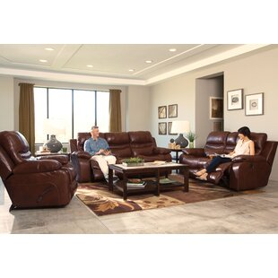 Big Save Patton Leather Reclining Loveseat by Catnapper Reviews (2019) & Buyer's Guide