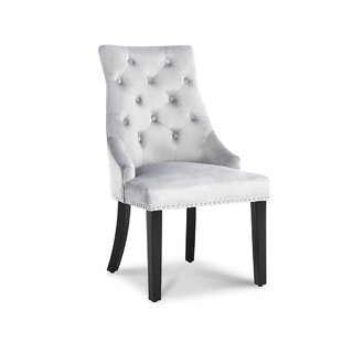 Upholstered Dining Chair (Set Of 2) By Willa Arlo Interiors