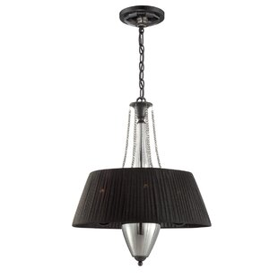Eurofase Nero 4-Light Pendant