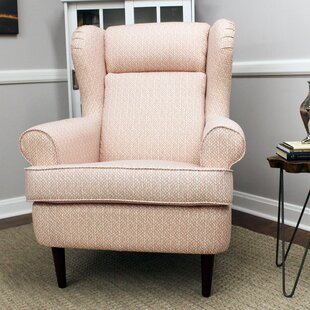 Searching for Vosburg Wingback Chair by Red Barrel Studio Reviews (2019) & Buyer's Guide