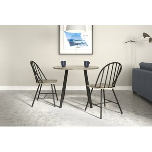 Leo 3 Piece Dining Set by Novogratz