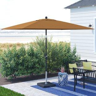 Wiechmann 9ft. x 8ft. Market Sunbrella Umbrella