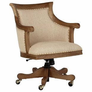 Exmore Contemporary Upholstered Office Chair by Gracie Oaks Sale