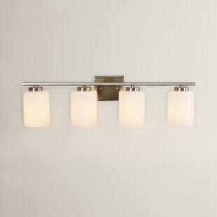 Brayden Studio Brazelton 4-Light Vanity Light