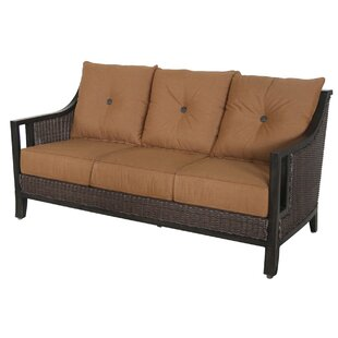 Cahillane Patio Sofa with Cushions by Gracie Oaks