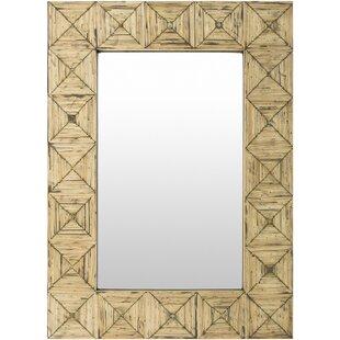World Menagerie Shamar Wall Mounted Mirror