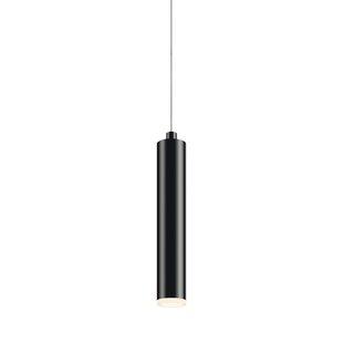 Orren Ellis Valdez 1-Light Cylinder Pendant