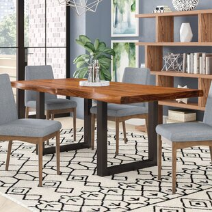 Industrial Kitchen & Dining Tables You\'ll Love | Wayfair