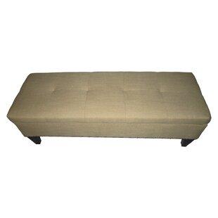 Three Posts Tusarora Upholstered Storage ..