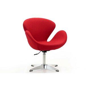 Orren Ellis Hero Swivel Lounge Chair