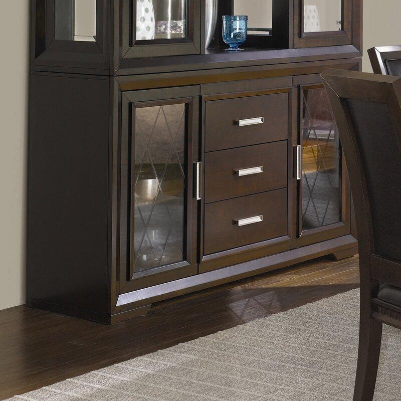 Najarian Furniture Brentwood Sideboard Reviews Wayfair