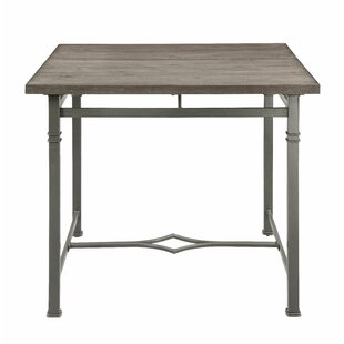 August Grove Gambino Counter Height Pub Table