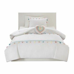 Brownsboro Tassel Comforter Set
