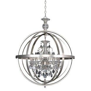 Allegri by Kalco Lighting Catel 5-Light Globe Chandelier
