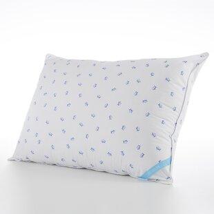 Skipjack Soft Garnetted Polyfill Standard Pillow