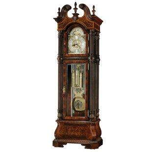 J.H.Miller 94.5Grandfather Clock by Howard Miller?