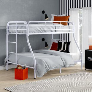 Compare prices Krysten Twin over Full Bunk Bed by Viv + Rae Reviews (2019) & Buyer's Guide