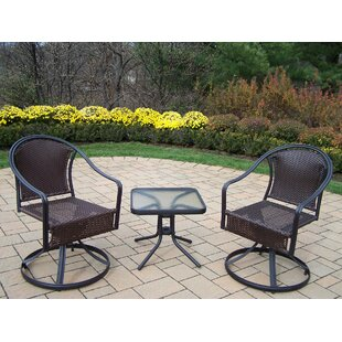 Tuscany 3 Piece Conversation Set