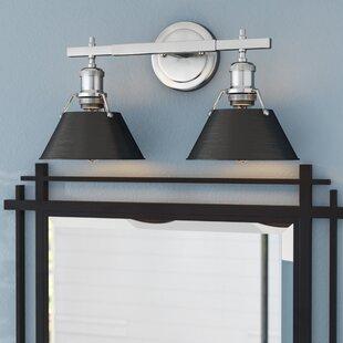 Weatherford 2-Light Vanity Light By Trent Austin Design