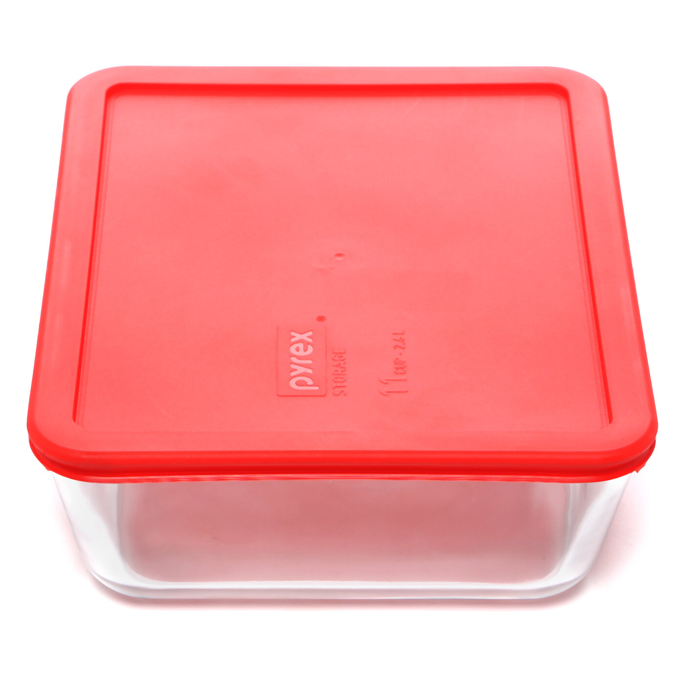 Pyrex Storage Plus 88 Oz Rectangle Dish Food Storage Container