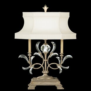 Beveled Arcs 32 Table Lamp
