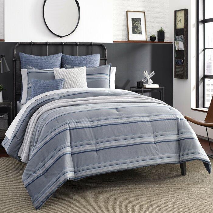 Eastbury Reversible Comforter Set