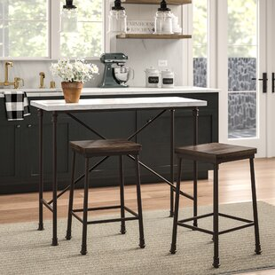 Okanogan 3 Piece Dining Set