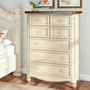 Brecon 5 Drawer Chest by One Allium Way