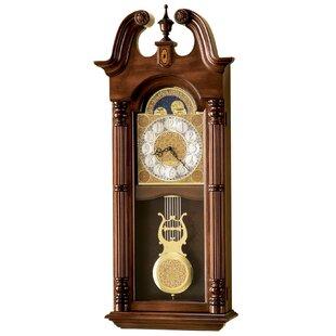 Chiming Quartz Maxwell Wall Clock by Howard Miller?
