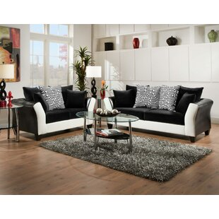 Fofana 2 Piece Living Room..