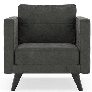 Corrigan Studio Crosslin Armchair
