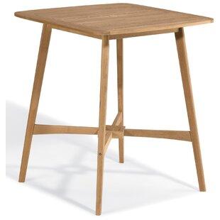 Bay Isle Home Kentmere Wood Bar Table