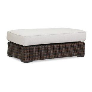 Sunset West Montecito Double Ottoman with..