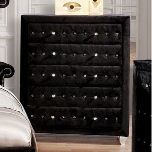 Rosdorf Park Deangelo 5 Drawer Chest