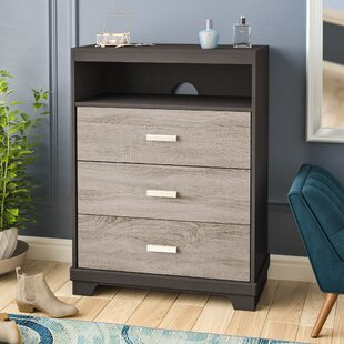 Avalos 3 Drawer Chest