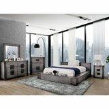 Blocher Platform Configurable Bedroom Set by Andrew Home Studio