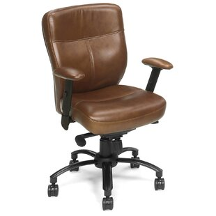 Hooker Furniture Genuine Leather Office Chair