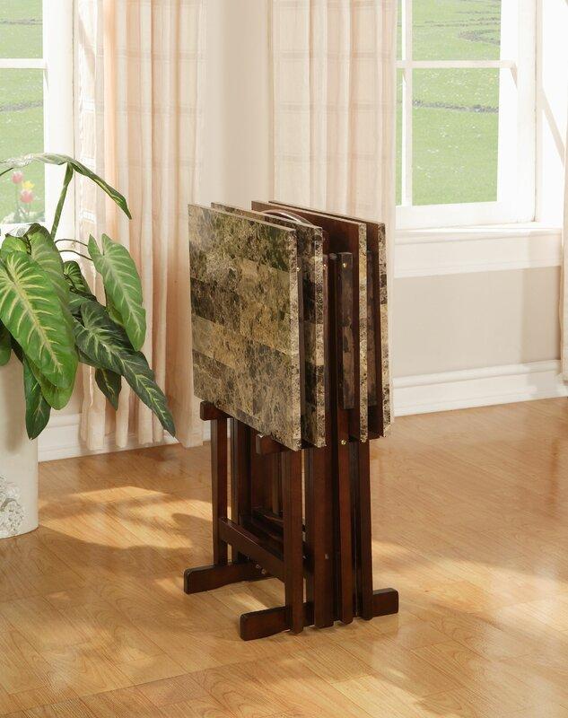 Pottsgrove Tray Table Set
