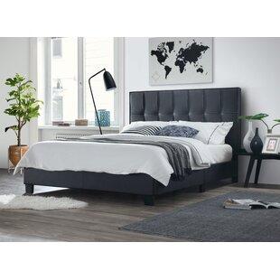 Ivy Bronx Bedford Queen Upholstered Platform Bed