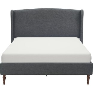 Lyles Upholstered Platform Bed by Alcott Hill