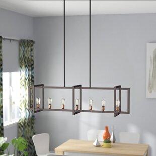 Mercury Row Deltoro 7-Light Kitchen Islan..