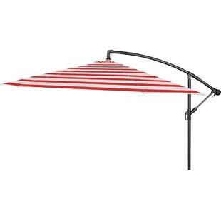 Behrendt 10' Cantilever Umbrella