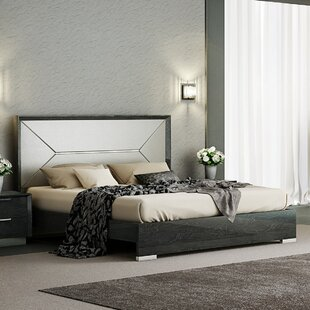 Arushi Upholstered Panel Bed By Orren Ellis