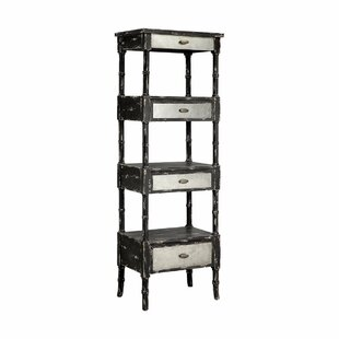 Bayles 3-drawer Etagere Bookcase By Ophelia & Co.