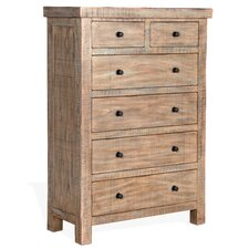 Herman 6 Drawer Chest by Loon Peak