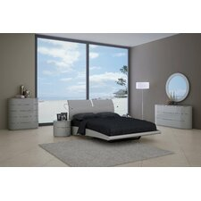 Moonlight Platform Customizable Bedroom Set by Creative Furniture