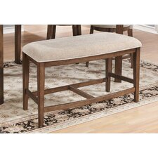 Burna Upholstered Dining Bench by Bloomsbury Market