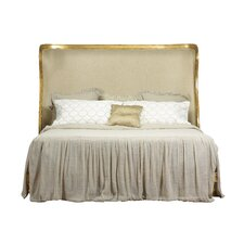 Passy King Upholstered Platform Bed by French Heritage
