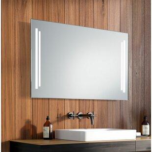 LED Illuminated Infinity Bathroom Mirror