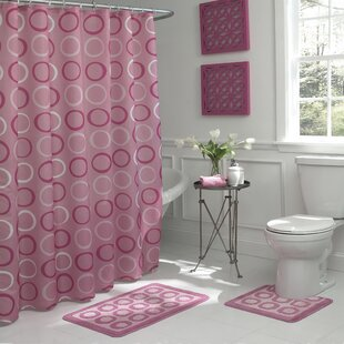 Schubert Geometric 15 Piece Bath Set